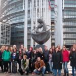 Štrasburk - Evropský parlament